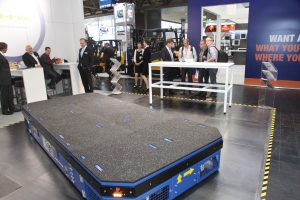 move-e-star at the CeMAT in Hannover