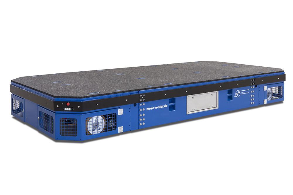 move-e-star mit integriertem Hubsystem