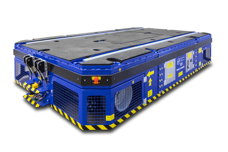 move-e-star mit einer Nutzlast von 12 Tonnen